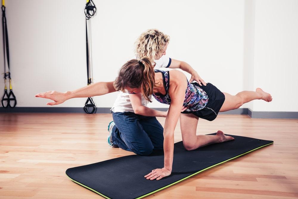 Corrective exercise training